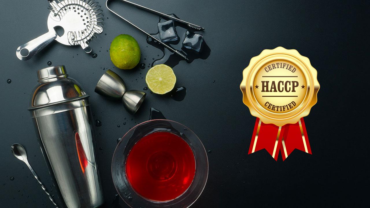 Corso HACCP per barman