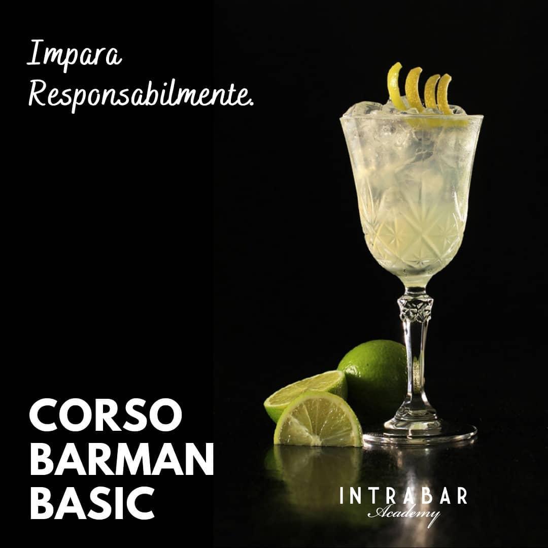 Corso Barman Basic (cod.ABF028)